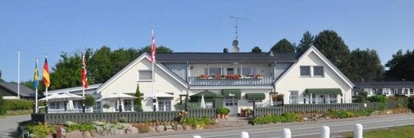 Kroophold Hotel Fjordkroen, Tappernøje, Sydsjælland Kroophold Jylland, Sjælland, Fyn