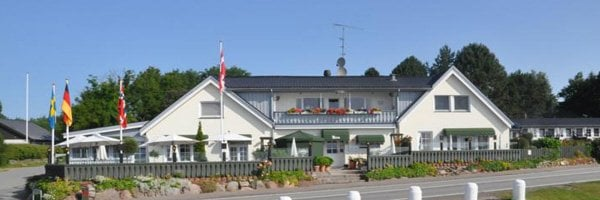 Hotel Fjordkroen, Tappernøje, Sydsjælland