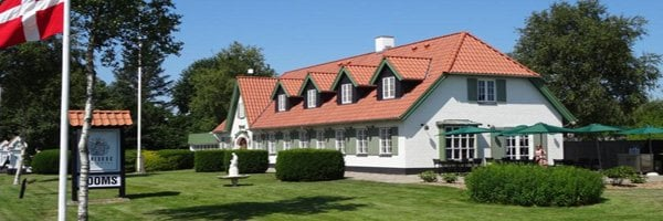 Hotel Luneborg Kro, Tylstrup v/Ålborg | Kroophold og Kroferie